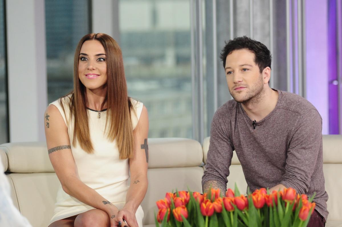 Melanie C i Matt Cardle
